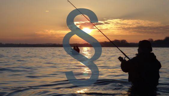 Angler und Recht